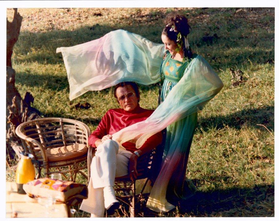 Elizabeth Taylors Hochzeitskleider - Hochzeit mit Richard Burton