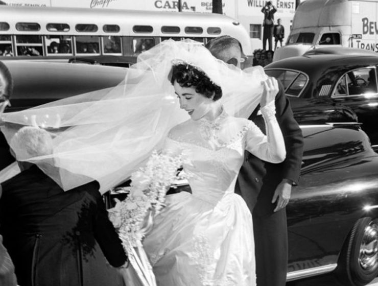 elizabeth taylor conrad nicky wedding