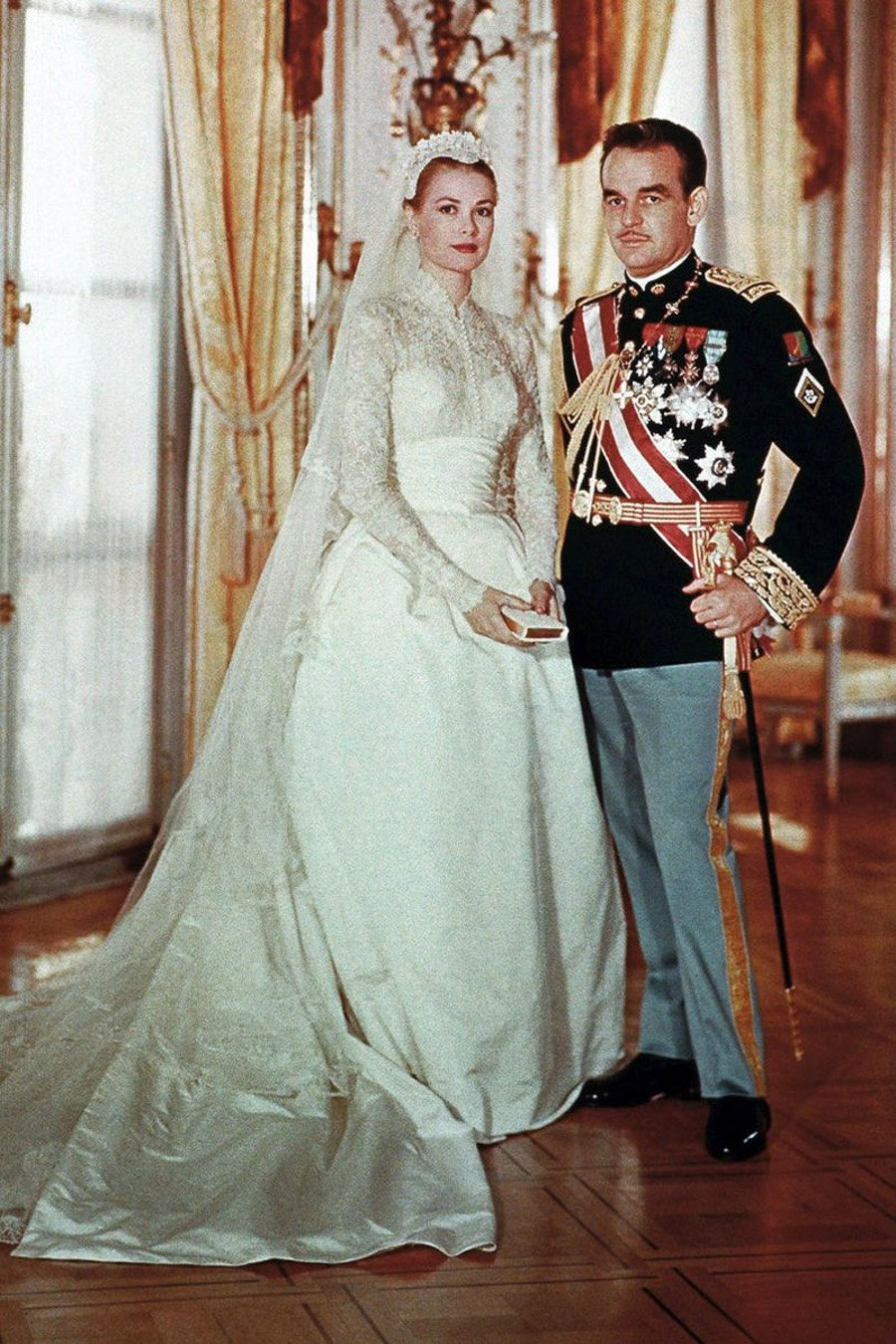 Wedding Icons Die berühmtesten Hochzeiten aller Zeiten - Grace Kelly Hochzeit