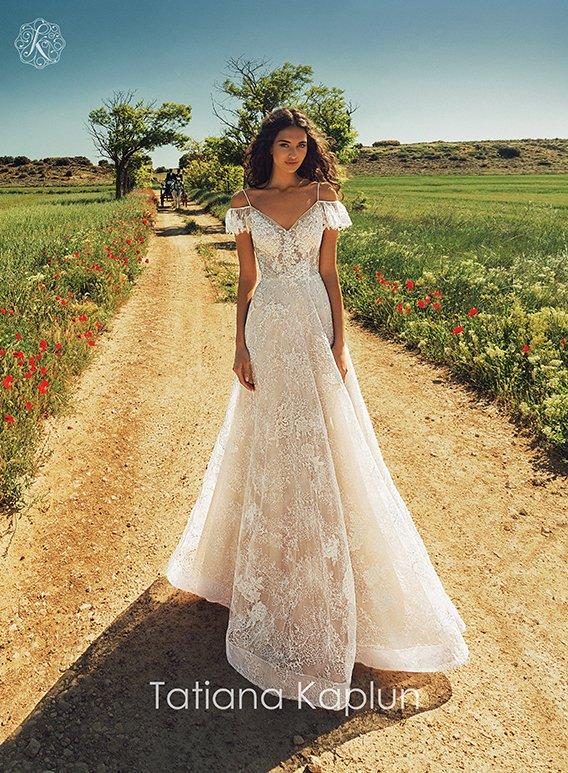 Brautkleider Von Exklusiven Designern Oksana Mukha Eddy K